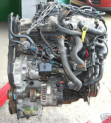 Ford Focus / Transit Connect 1.8 Tdci Engine