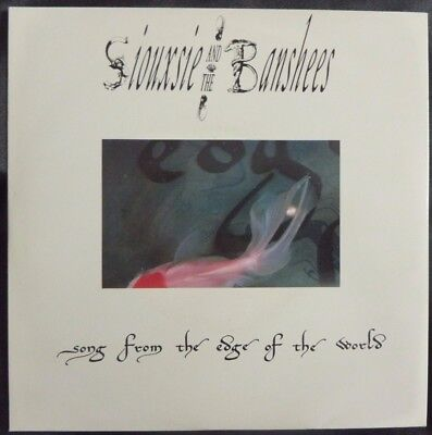 """Siouxsie And The Banshees """"song From The Edge Of The World"""" 7"""" Vinyl Single"""