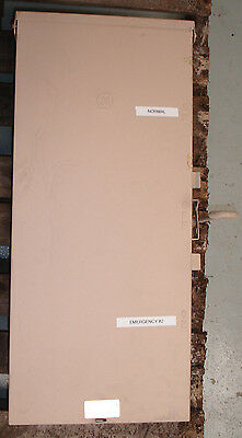 GE Double Throw Generator Transfer Switch 200 Amp 240 Volt 2 pole Ships Today
