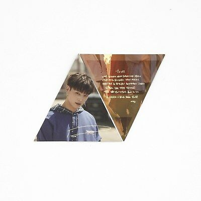 [GOT7] 1st 7 for 7 Album Official Photocard/You Are/Triangle ver. - JB