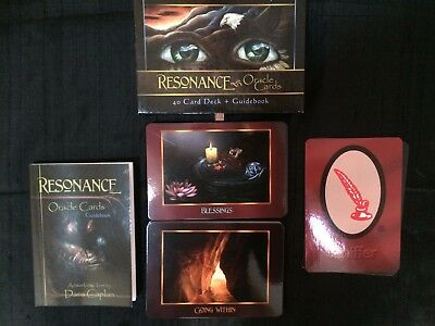 Oracle: RESONANCE CARDS in ENGLISH