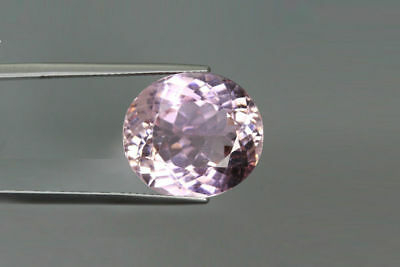 20.995 Ct Stunning 100% Natural Hot Padparadsha Pink Color Kunzite Brazil Jumbo