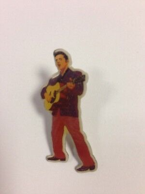 Elvis Presley Pin Badge Very Collectable