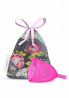 Coupe menstruelle LadyCup chèvrefeuille sauvage Taille S