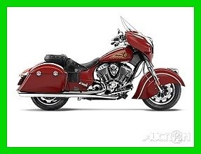 2014 Indian Chieftain®  2014 Indian Chieftain Indian Motorcycle Red Used