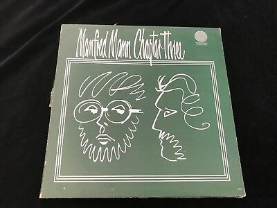 Manfred Mann Chapter Three On The Vertigo  Swirl Label