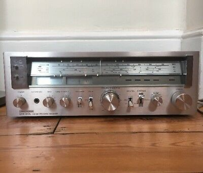 Sony Solid State STR-313L FM-AM Program Receiver, Amplifier