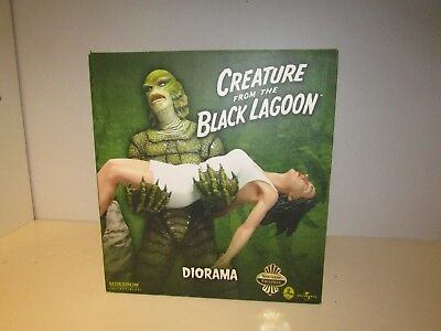 SIDESHOW COLLECTIBLES Creature from the Black Lagoon Diorama SSE #72/100