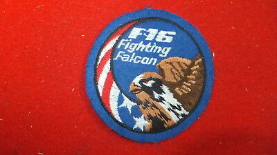 Patch - Military - Plane - F-16 Fighting Falcon