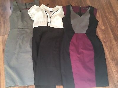 Size 12 Smart Fitted Work Clothes Dorothy Perkins Etc
