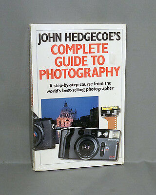 John Hedgecoe's Complete Guide to Photography Book NEW Sealed