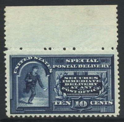 1894 US Special Delivery 10c Sc E4 Mint NH Cat $2250