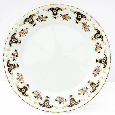 Vintage Royal Stafford Balmoral Bone China Dinner Plate