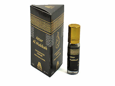 Genuine Al Anfar Attar Al Makkah Oil Perfumes Roll On Alcohol Free Halal