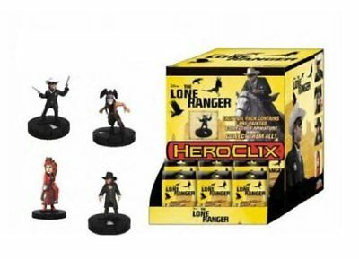 WizKids Heroclix The Lone Ranger - Gravity Feed Booster Box