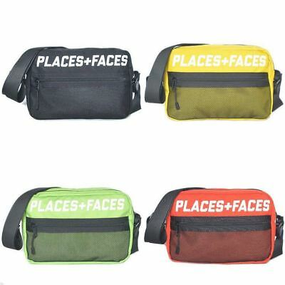 2017Ss Places+Faces P+F Pouch Bag Cross Butt Messenger Sling Shoulder Bag 3M