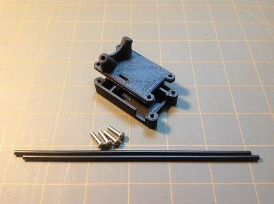 FrSky DR4-II Heavy Duty Protective Case with Reinforced Antenna Bracket