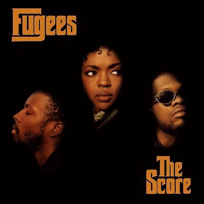 Fugees - The Score 2x 180g vinyl NEW/SEALED Lauryn Hill Killing Me Softly