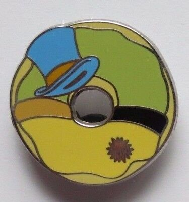 Disney Wdw Dlr Mickey Mouse & Friends Donut Mystery Pack Jiminy Cricket Hat Pin