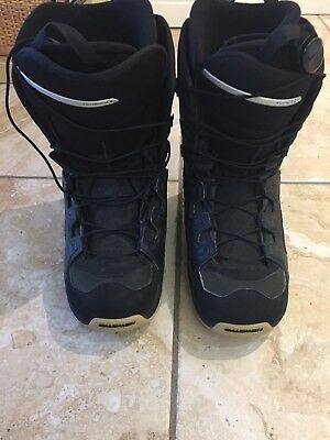 Salomon Customfit Sport Snowboard Boots US 10 UK 9.5 EU 44