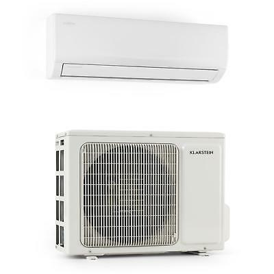 Wall Air Conditioner Room Office Energy A++ Split Inverter Remote Room 12000 Btu