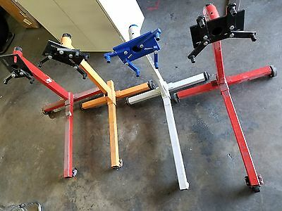 750lb Capacity Engine Stands (Used)