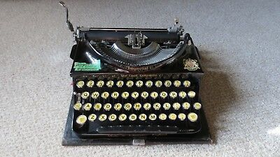 Vintage 1910/1930s  Imperial Typewriter The Good Companion