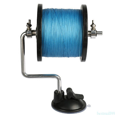 Durable Fishing Accessory Line Winder Reel Spooler Winding System Tackle NT5