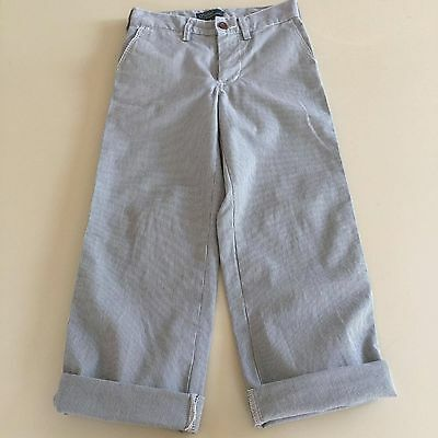 POLO-BY-RALPH-LAUREN Awesome Boys Light GREY Pants  5 years. Worn 2-3 times !