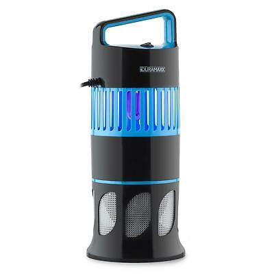 Electric Insect Bug Pest Control Mosquito Fly Zapper Uv Light Eco Home Summer