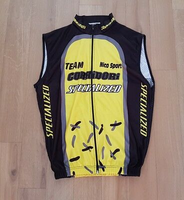 Specialized Cycling Top Size Small USED yellow black
