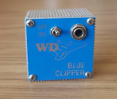 WD Blue Clipper Music Guitar Sustain Effects