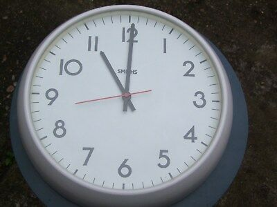 Smiths Electric Wall Clock