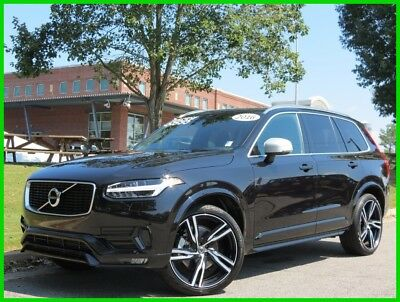 2016 Volvo XC90 T6 R-Design 2.0L AUTOMATIC BACKUP CAMERA NAVIGATION TOUCHSCREEN PANORAMIC SUN ROOF
