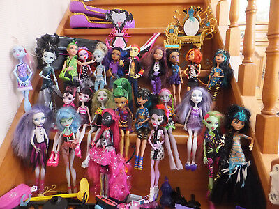 gros lot monster high