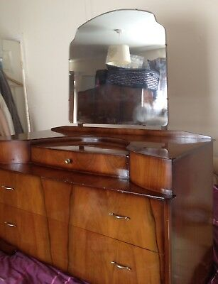VINTAGE 1950's DRESSING TABLE