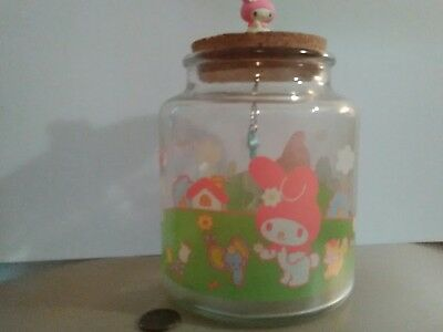 1976 Vintage My Melody cookie jar. Official Sanrio.never used very rare