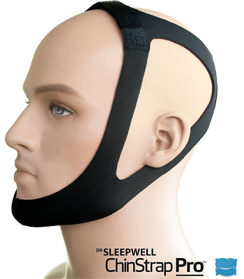 Chin Strap Pro - Anti Snoring Devices - Stop Snore Aids - Sleep Better - Snore N