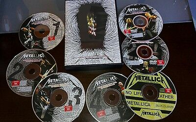 metallica death magnetic live at saitama 2010 limited edition box