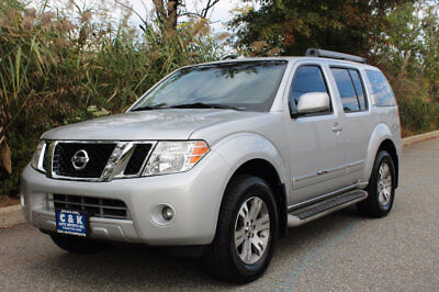 2012 Nissan Pathfinder Silver Edition,Leather,Heated Seats, BackUp Camera ONLY 68K,4WD,LOW RESERVE,VERY RARE,RUNS & LOOK GREAT ,DON'T MISS !!!