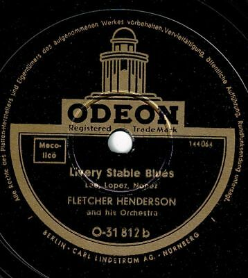 Fletcher Henderson : Livery Stable Blues