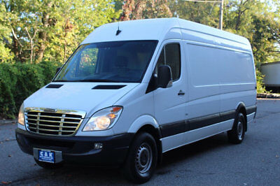 2008 Mercedes-Benz Sprinter 2500 Freightliner Cargo Van 170 EXTENDED HIGH TOP LOW RESERVE, TURBO DIESEL,RUNS GREAT ,DON'T MISS !!!