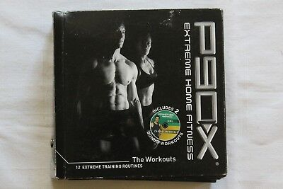 P90X, The Workouts, 12 Extreme Training Routines, Includes 2 Bonus Workouts