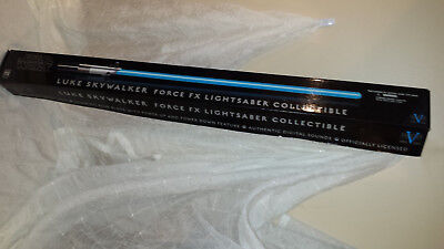 Star Wars Lightsaber Luke Skywalker Force FX Master Replicas Collectible Toy