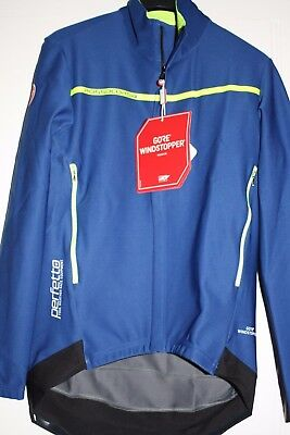 Castelli Perfetto Long Sleeve jersey size M. BNWT & in bag ideal Christmas prese