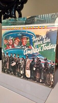 CURTIS MAYFIELD - THERES NO PLACE LIKE VINYL 1975 USA TODAY soul/funk collection
