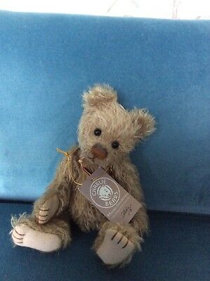 Charlie Bear Titch. Minimo Collection.