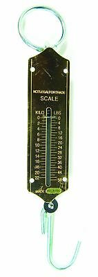 Eagle Claw Spring Scale 50-Pound
