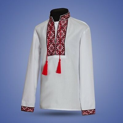 Ukrainian embroidery, embroidered shirt, boy, 1-12years