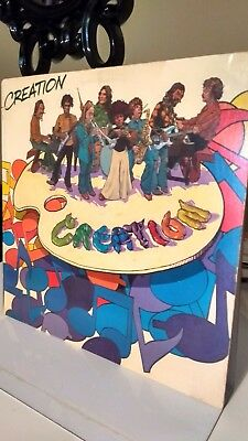 CREATION - CREATION VINYL 1974 US IMP  soul/funk collection